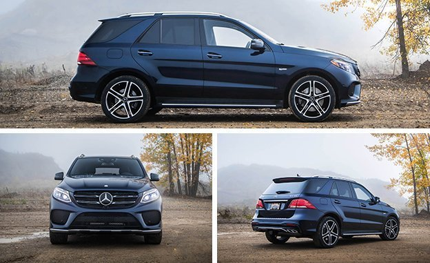 2017 mercedes amg gle43 4matic a predictable addition to for Mercedes benz finance canada