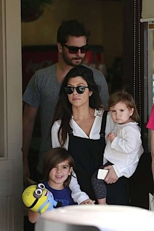 Kourtney Kardashian Believes in Attachment Parenting -- and so Do I