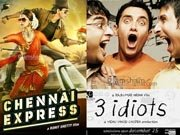 Shahrukh Khan's CHENNAI EXPRESS to cross Aamir Khan's 3 IDIOTS!