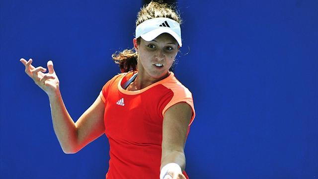 Laura Robson reaches Guangzhou semi-finals