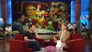 Ricky Gervais on the Muppets Movie