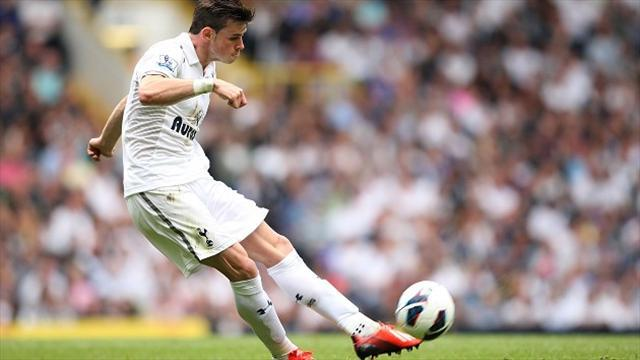 Football - Hoddle not expecting Bale move