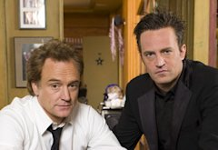 Bradley Whitford and Matthew Perry | Photo Credits: NBC