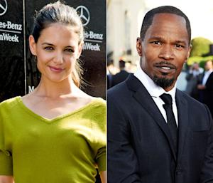 "Jamie Foxx Denies Katie Holmes Dating Rumors: ""100 Percent Not True"""
