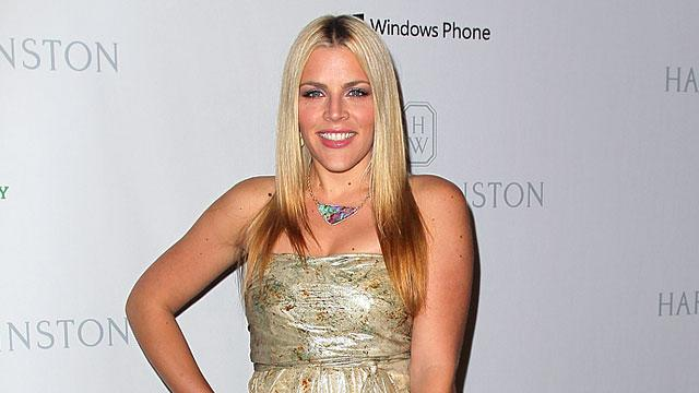 Busy Philipps Pregnant With Second Child