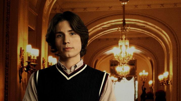 John Patrick Amedori stars as Max Collins in Vanished on FOX.
