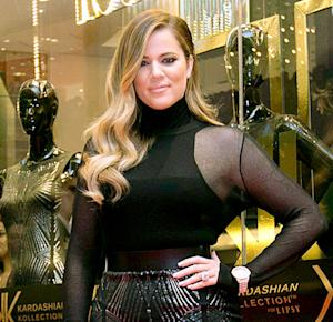 Khloe Kardashian Debuts Blonder Hair During Stops in Amsterdam, Dubai