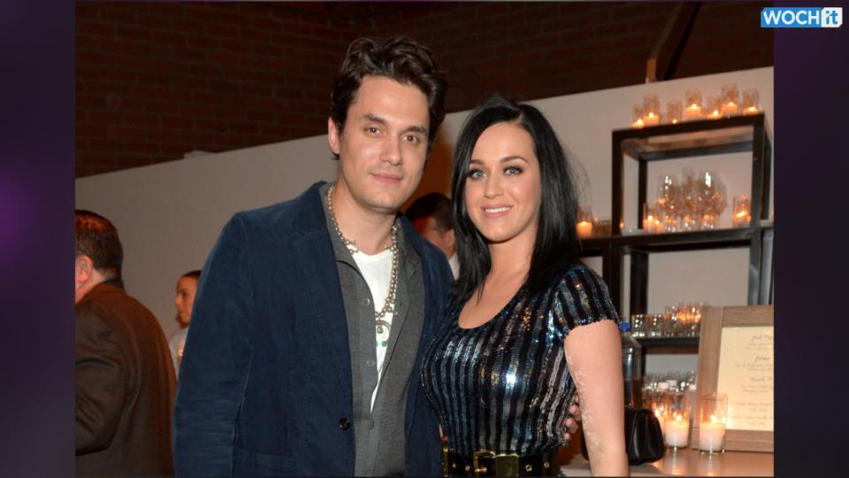 John Mayer, Who? There's A New Man In Katy Perry's Life