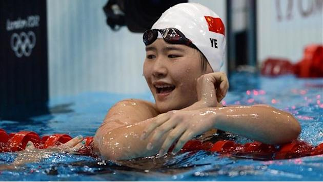 Swimming - Ye Shiwen shines in Beijing World Cup meet