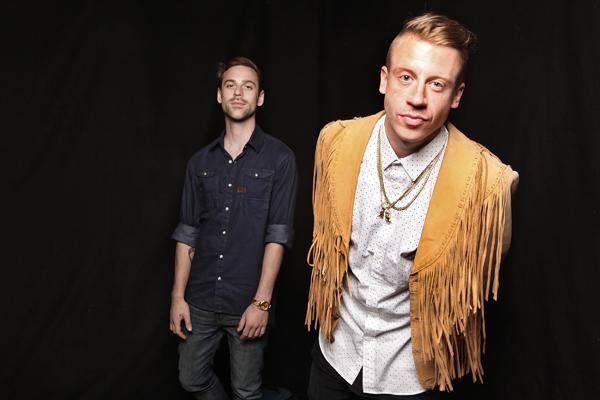 On the Charts: Can't Hold Macklemore and Ryan Lewis