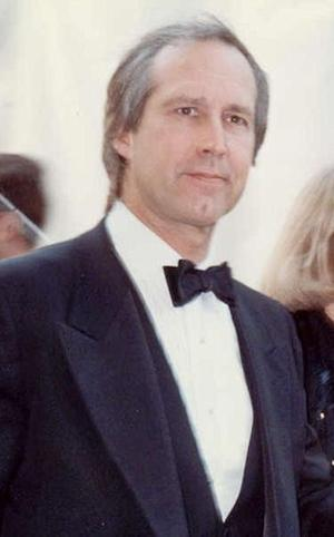 Actor-comedian Chevy Chase.