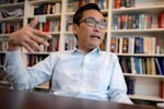 Lawyers for Liberty executive director Eric Paulsen says the Attorney-General's persistent action against Nik Nazmi Nik Ahmad shows bad faith. – The Malaysian Insider file pic, November 8, 2014.