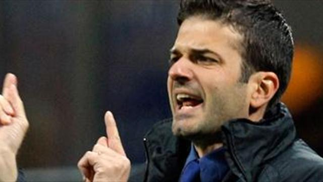 Serie A - Stramaccioni admits to Inter regrets