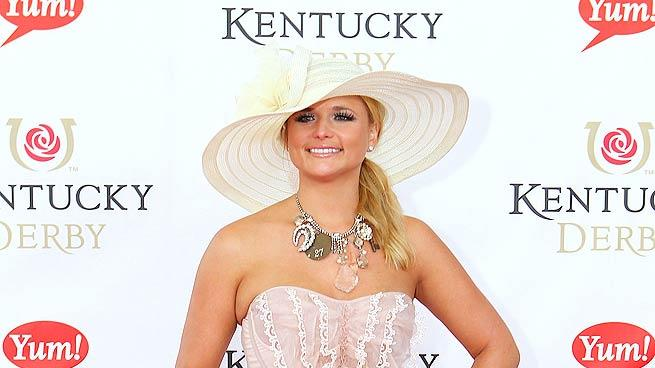 Miranda Lambert Kentucky Derby