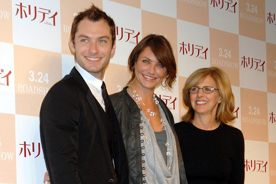 Jude Law 2007 Cameron Diaz Nancy Meyers