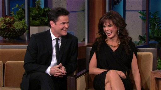 Donny & Marie Osmond, Part 1