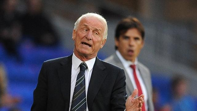 Football - Trapattoni ready for Ibra challenge