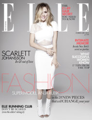 "Scarlett Johansson talks to ELLE UK: ""I never think about marriage"""