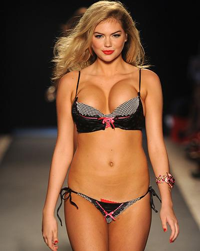 Unforgettable Kate Upton moments: Thinspo attack