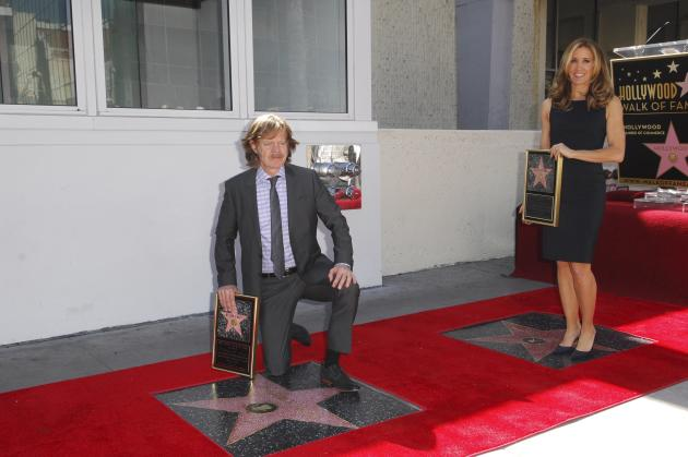 William H. Macy e Felicity Huffman