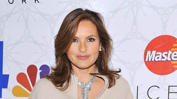 Mariska Hargitay Rockefeller Tree Lighting
