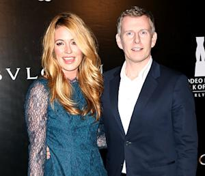 "Cat Deeley, New Husband Patrick Kielty: Married Life Is ""Fabulous!"""