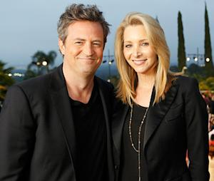 Matthew Perry, Lisa Kudrow Wish Friends Had Never Ended