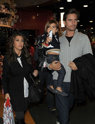 Kourtney Kardashian Paternity Allegations Slammed: Model Claimed He Could Be Mason Disick's Father