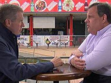 Christie: 'I'm Just Not Very Hungry Anymore'