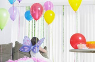 Tori Spelling's 5 Tips for Hosting a Kid's Party