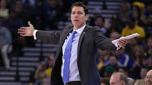 Luke Walton doesn't quite get it, but he'll take it all the same.