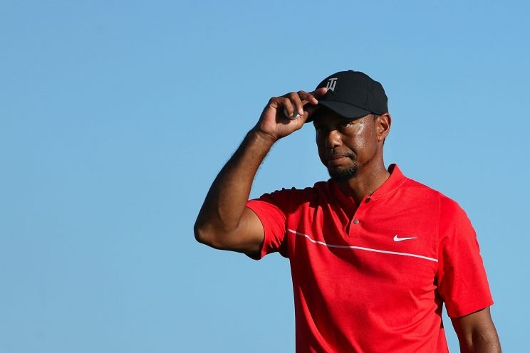 Tiger Woods will be designing a new golf course in Chicago. (Getty Images)