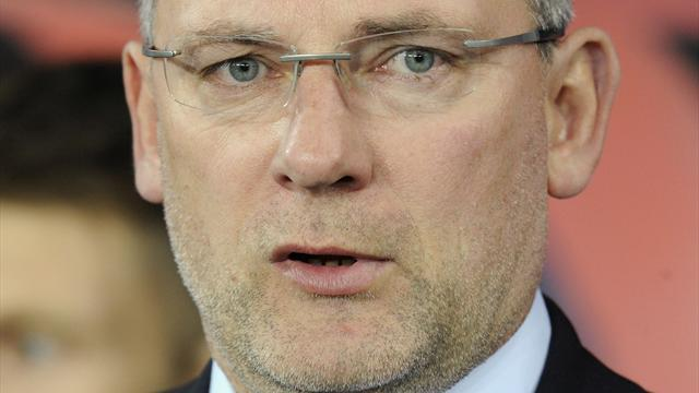 Scottish Football - Scotland sack Levein