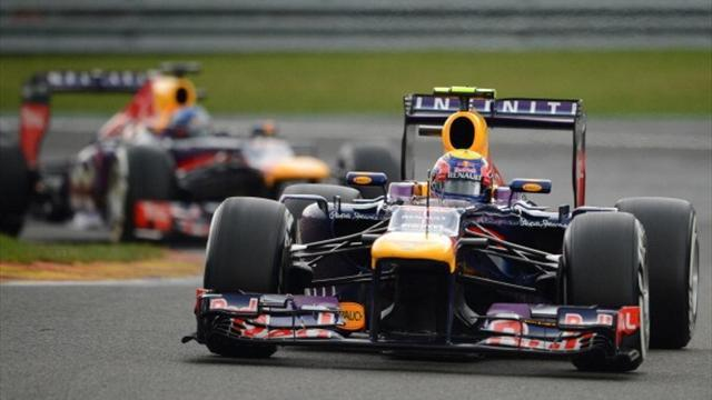 Formula 1 - Red Bull boss fuming at Webber's 'inexcusable' bad starts