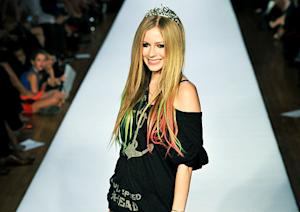 Avril Lavigne to Debut Abbey Dawn Accessories on Kimora Lee Simmons' JustFab.com