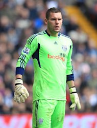 Ben Foster revealed it was an easy decision for him to move to West Brom