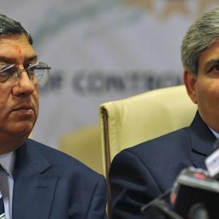 Special meeting to replace Srinivasan