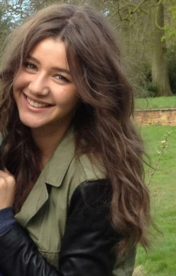 Louis Tomlinson's Girlfriend Eleanor Calder — PICS