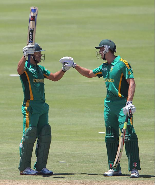 1st ODI: South Africa v New Zealand