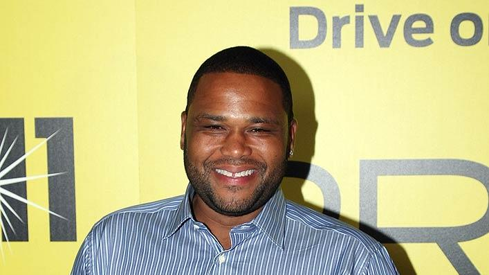 Anthony Anderson PreBET Awards