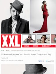 Yoon Mi Rae & Tiget JK included in '15 Best Korea Rappers'