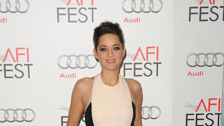 "AFI FEST 2012 Presented By Audi - ""Rust And Bone"" Premiere - Arrivals"
