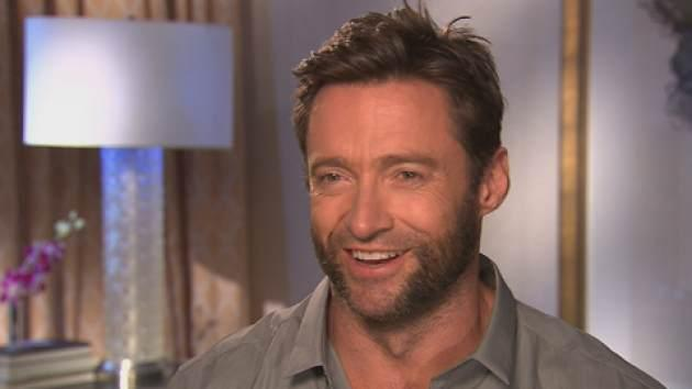Hugh Jackman speaks with Access Hollywood, July 11, 2013 -- Getty Images