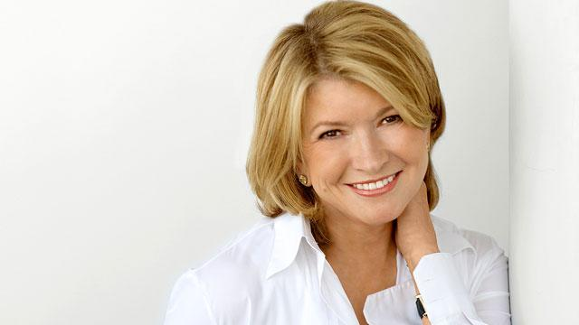 Martha Stewart Takes 'Cooking School' to TV