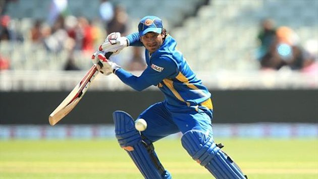 Kusal Perera's 84 helped Sri Lanka to a 24-run win over Pakistan in Friday's Twenty20 international.