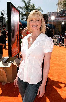 Jaime Pressly at the Los Angeles premiere of 20th Century Fox's  Dr. .Seuss' Horton Hears a Who