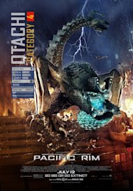 The Monsters Between You and Your B2B Leads image pacifi crim poster kaiju otachi