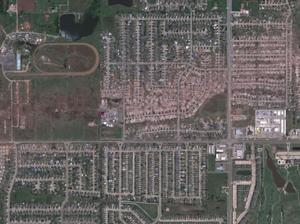 Moore Tornado Damage Revealed in Google Maps Image