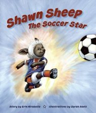 A sheep who likes to gloat about his soccer skills causes trouble for the team.
