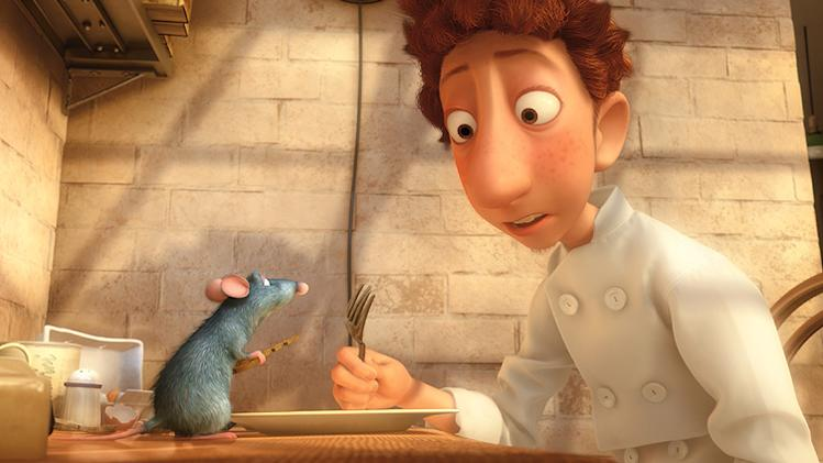 Ratatouille Production Stills 2007 Walt Disney Pixar